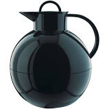 Image of   Alfi Kugle Termokande (blank Sort) 0,94 liter