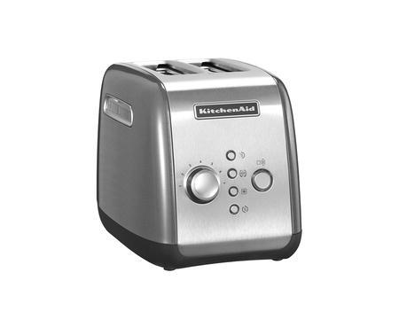 KitchenAid Toaster silver