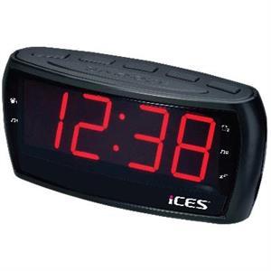 Clockradio m/FM radio