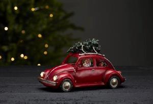 Billede af VW Folkevogn med LED lys
