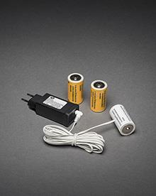 Image of   Batteri Adapter 3*C batteri