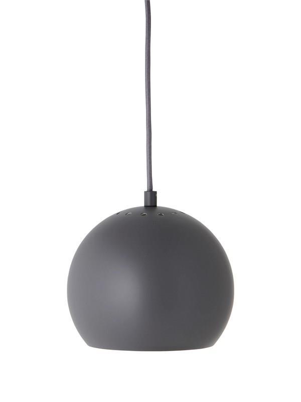 Frandsen - Ball pendel - Mat lys grå