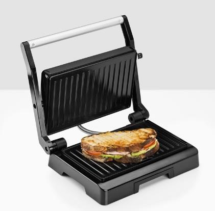 Billede af OBH 6889 Onyx Panini og Sandwich maker