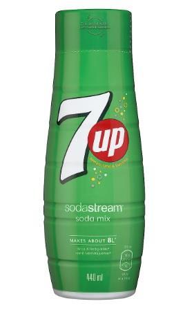 Sodastream 7Up ekstrakt