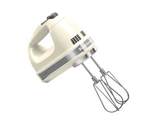 Image of   KitchenAid Håndmixer - Creme