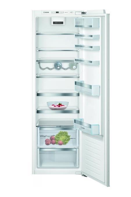 Bosch - KIR81AFE0 - Integrerbart køleskab - 2+2 års garanti
