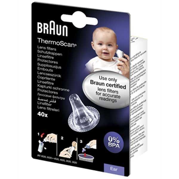 Braun Linsefilter til Thermoscan øretermometer