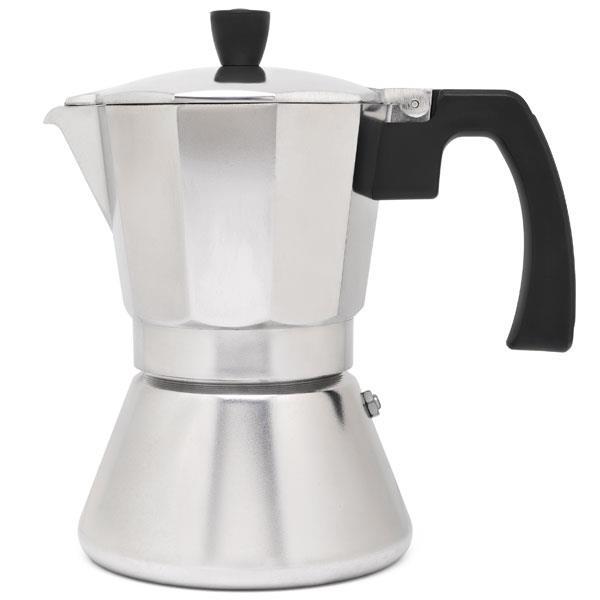Billede af Bredemeijer Tivoli espressokande aluminium - Moka pot