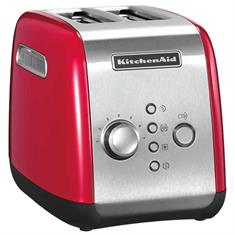 KitchenAid Toaster 5KMT221 - Rød