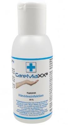 Caremaxx Håndsprit 85% 100ml.