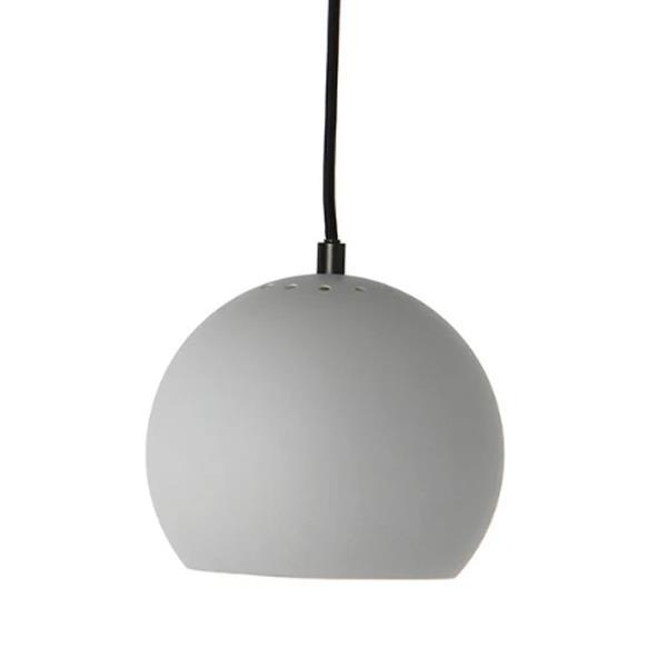 Frandsen Ball Pendel støvet grå structure