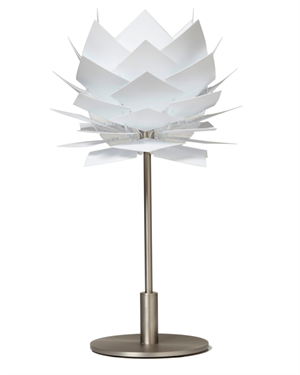 Image of   Frank Kerdil PINEAPPLE hvid mini bordlampe
