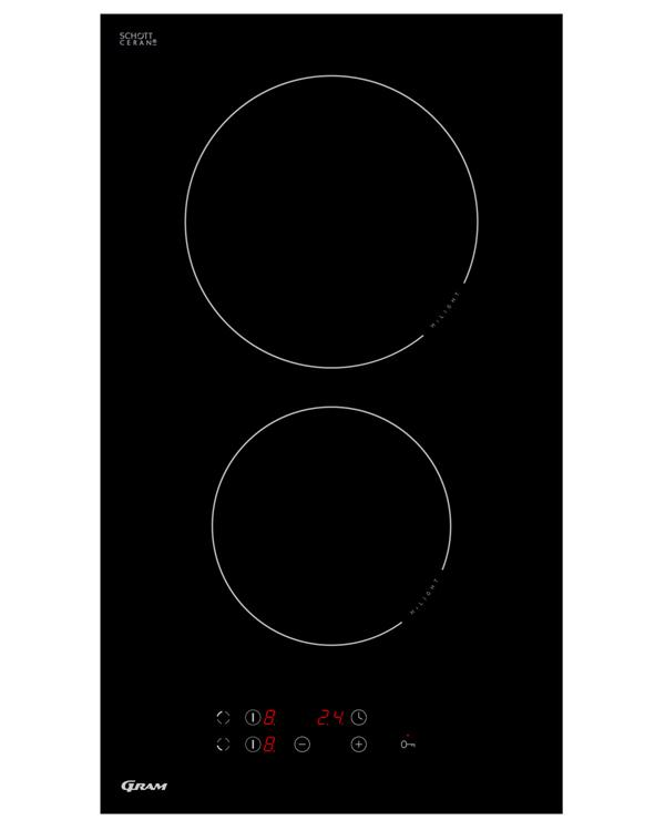 Gram - KK 3400-91 T - Kogeplade