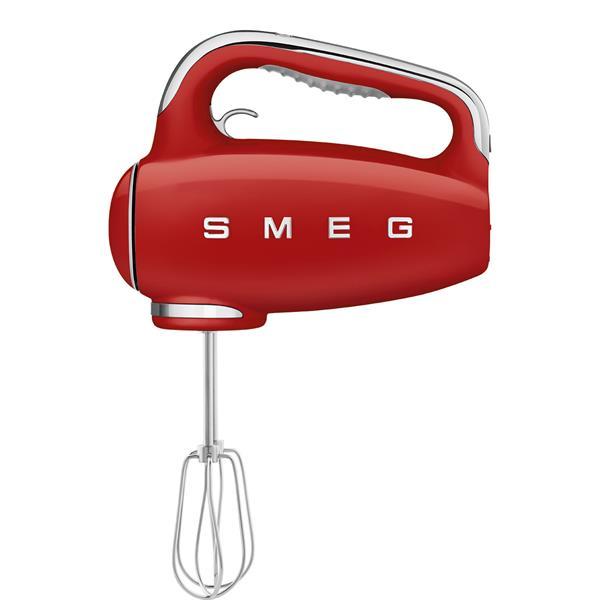 SMEG - HMF01RDEU - Håndmixer - Rød