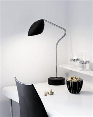 Image of   Herstal Diva Bordlampe sort