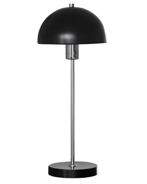 Herstal Vienda Bordlampe sort