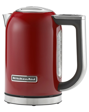 KitchenAid Elkedel 1,7L rød