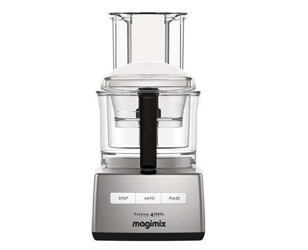 Magimix CS4200 XL foodprocessor inkl. Spiralizer sæt