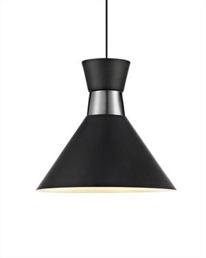 Markslöjd Waist Pendel sort/stål - 106802