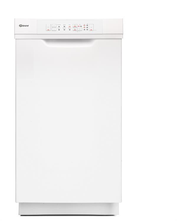 Gram - OM 4110-90 T/1 - Opvaskemaskine til underbygning