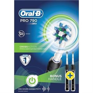 Image of   Oral-b Pro 790 Duo CrossAction