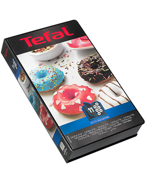 Tefal Snack Collection - Donuts - restordre