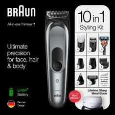Braun MGK7221 Multigrommer 10in1