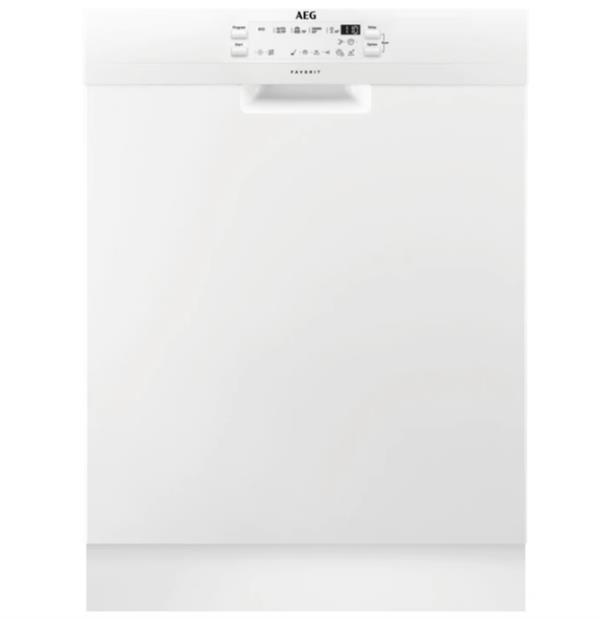 Billede af AEG FFS53630ZW Opvaskemaskine 2+2 års garanti