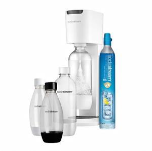 SodaStream Genesis Megapack Hvid