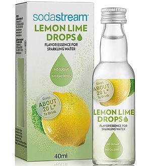 Billede af SodaStream frugtdråber - lemon/lime - FORVENTES PÅ LAGER IGEN I UGE 10