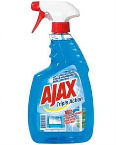 Ajax Glas Triple Action - 750 ml